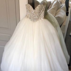 Maggie Sottero Esme dress size 0